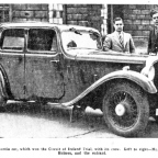 The History of Motorsport in Kerry  The first Circuit of Ireland visited Kenmare, Killarney, Tralee and Listowel, 84 years ago, almost to the day!