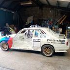 Prodrive's East Kerry rival – John Hickey talks us through his BMW M3 E30 build
