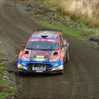 O'Sullivan's British Rally Championship aspirations dashed by pandemic restrictions