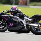 Meet Kerry's only female motorcycle racer
