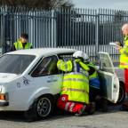 Without the Red Cross, there would be no motorsport – calls to support their fundraiser and help put a new ambulance on the road