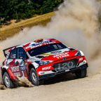 Day two of Rally Latvia about to get underway – Breen in massive scrap for podium position