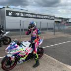 Coyne's British championship debut is this weekend