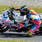 Against the odds: Coyne reaches halfway point in British championship