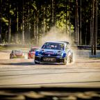 BROWNE'S MAN KRISTOFFERSSON CONTINUES TO LEAD WORLD RALLYCROSS