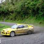 Noel Moloney in action in New Zealand on Sunday