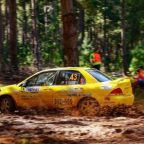 Kenmare's O'Connell chasing Australian rally title this weekend