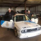 Debut of Hickey's self-built BMW M3 delayed