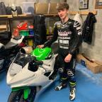 Coyne targets British National Superstock 600 championship after bike upgrade