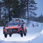 Two out of Two as Breen and Nagle hold second place in Arctic Rally Finland ahead of day two – full report and photos