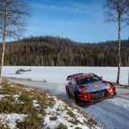 Arctic Rally Finland gets underway tomorrow.              All you need to know by Hyundai