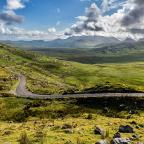 One for the Birds – how a custard man  tackled  Bealach Óisín Pass in 1903 driving a Mercedes – a load of trifle  for April 1 or a jelly-good true story?