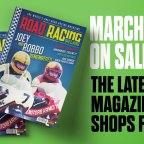 Kerry motorcycle racers featured in this month's Road Racing Ireland magazine
