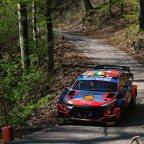 Croatia Rally – Hyundai debrief notes
