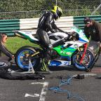 Murphy and Martin – the local motorcycle racers ahead in the sponsorship acquisition game