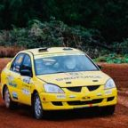 O'Connell top clubman seed for Western Australia's Grimwald Rally on Saturday