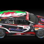 Pryce and O'Sullivan back in the British Rally Championship and aiming for glory in a Volkswagen Polo GTI R5 – starts Monday!