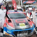 O'Sullivan back on the British Rally Championship trail