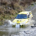 Moloney leads his category in New Zealand Rally Championship with just two rounds left to run