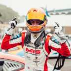 Hanafin wins Porsche Carrera Cup GB race at Brands Hatch