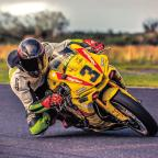 Frank Doherty ready for motorcycle racing season