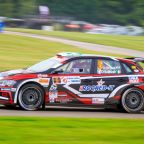 Pryce and O'Sullivan relishing remaining British Rally Championship rounds after opening account with third at Oulton Park – photo gallery