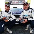 Cronin and Galvin plotting British Rally Championship return
