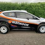 Cronin and Galvin return to British Rally Championship this weekend