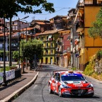 Breen's Rally di Roma Capitale round up