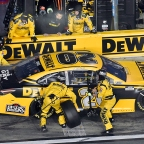 Fogarty's NASCAR engineering success