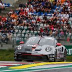 Busy times for Fassbender as he contests back-to-back race weekends – Monza this Sunday