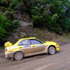 Moloney leads his category in New Zealand Rally Championship with just one round to go