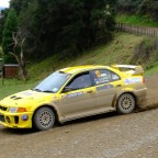 Moloney is New Zealand Rally Challenge champion for 2021