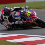 Coyne rubs shoulders with motorcycling's elite