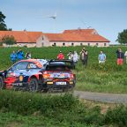 Video – watch Craig Breen and Paul Nagle hit 197km/h on last weekend's Ypres Rally Begium
