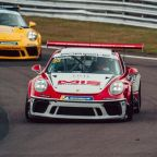 Hanafin in Porsche title fight with just two race weekends left in season