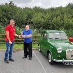 50 classic cars take part in Abbeydorney run
