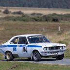 Mick Smith makes rallying return – on Epynt of all places!