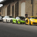 Supercars coming to Killarney next weekend