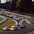 Hanafin and Jewiss win as Porsche Carrera Cup GB championship fight intensifies
