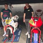 Brothers in Arms – McElligotts enjoy a great weekend's racing at Mondello Park