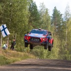 Hyundai Motorsport Preview: Round 10 – Rally Finland