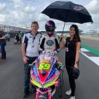 Coyne BSB journey nearing an end – just two races left on his 2021 programme