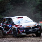 Pryce and O'Sullivan ready for Trackrod Rally Yorkshire