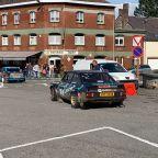 Colin O'Donoghue makes rally history in Belgium