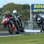 Dunlop Masters Supersport crown secured by Keyes as Ryan edges towards Superbike title number four