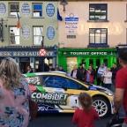 Caution urged as Irish rallying welcomes the return of spectators