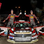 Pryce and O'Sullivan step ever-closer to British Rally Championship title