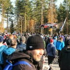 Hyundai's Rally Finland report with quotes from Craig Breen
