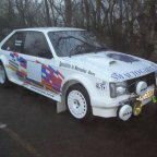 Rare one-off Vauxhall Astra MK1 rear-wheel drive coming to Killarney Historic Rally